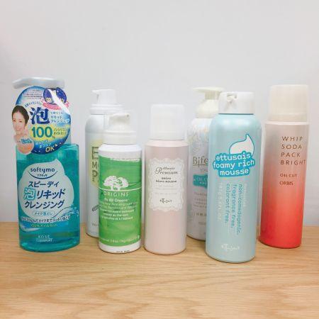 最近人氣很旺的日本開架品牌專科,終於將專櫃級泡沫技術用在開架保養品。