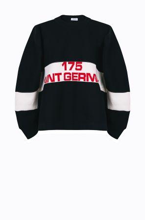 Rykiel For Ever 標語針織衫(紅黑藍) @CLUB DESIGNER $27,700