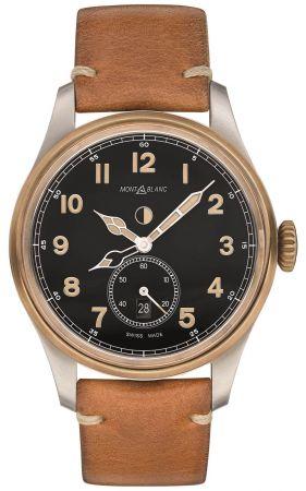 萬寶龍 Montblanc「1858系列青銅腕錶」