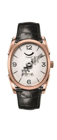 帕瑪強尼 Parmigiani「Ovale Pantographe腕錶」