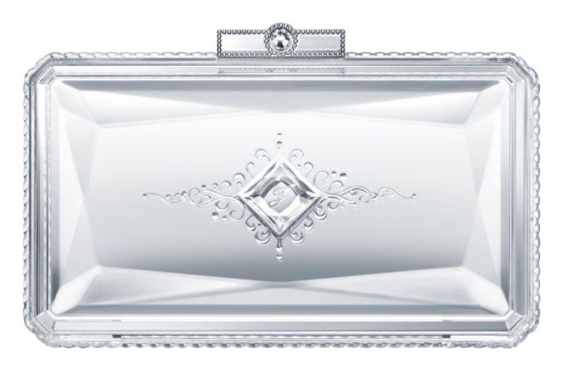 JILLSTUART雪紡粉餅粉盒C,NT$500(附粉撲)