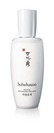 Sulwhasoo雪花秀全新升級(2017. 3. 15新品上市)滋晶雪瀅柔膚水125ml,NT1,880。