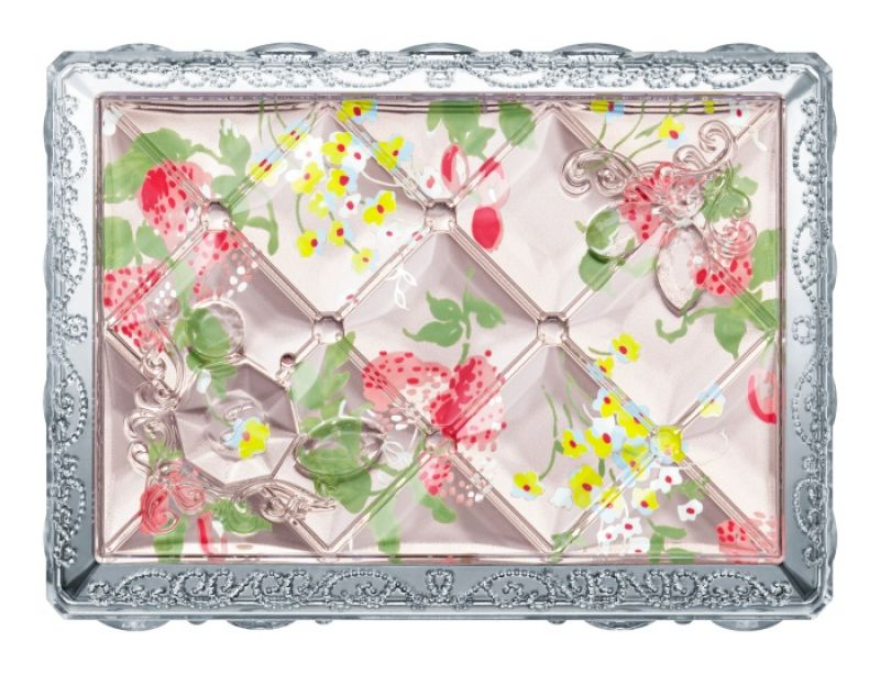 JILLSTUART繽紛糖磚眼彩盤(暖夏愛戀),NT$1,600(共2色)