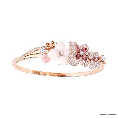 Hortensia繡球花手鐲 NT$1,066,000