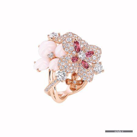 Hortensia繡球花戒指 NT$846,000
