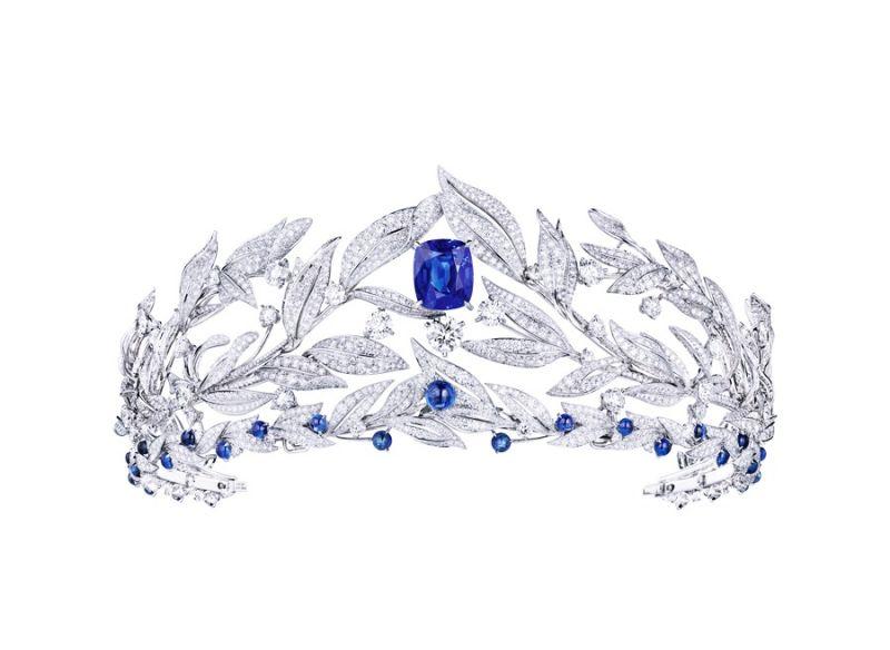 Le Laurier 月桂藍寶石冠冕 NT$64,460,000