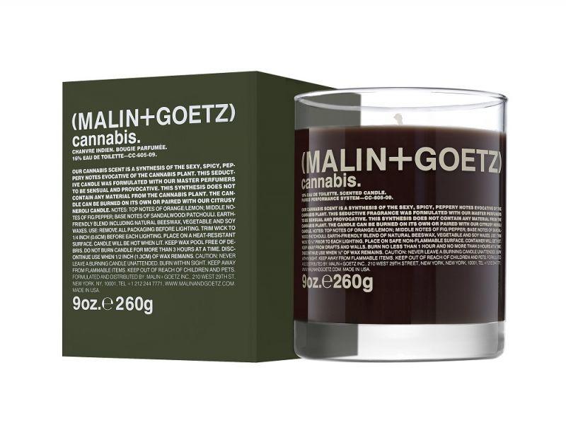 Malin+Goetz大麻草香氛蠟燭,NT2,000。