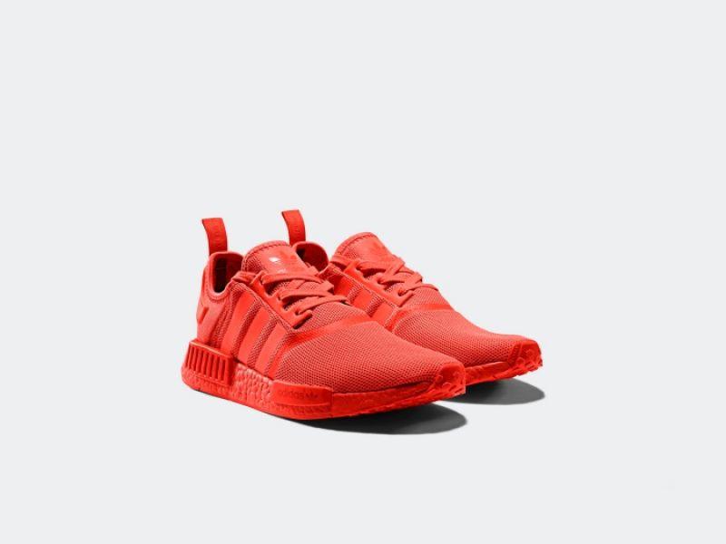 adidas Originals NMD R1(男生紅色鞋款) NTD5,890