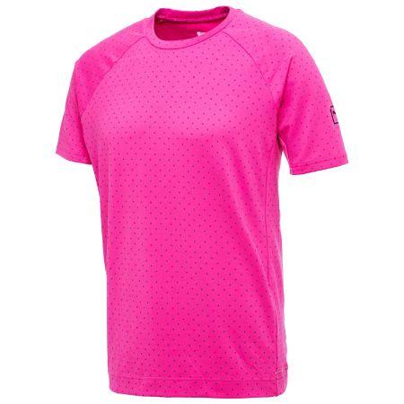 STAPLE系列圓點短袖T恤 NT$1,880(紅)
