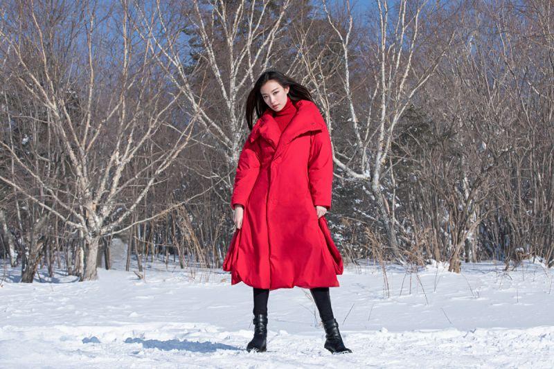 中國知名女演員 倪妮