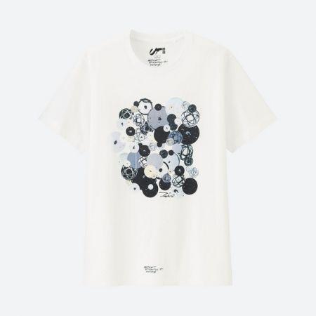 UNIQLO AE FUTURA印花T恤(短袖) NT$590