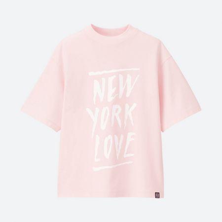 UNIQLO 女裝 ANDRE SARAIVA 中高領T恤(短袖) NT$590