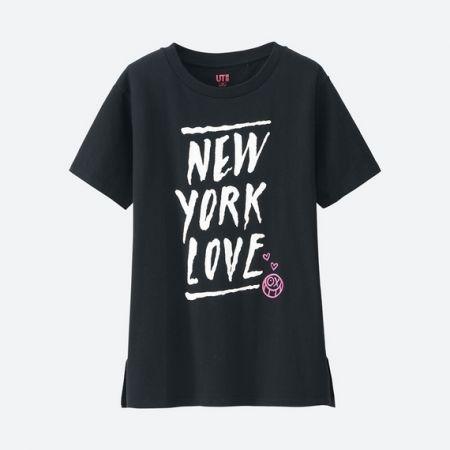 UNIQLO 女童 ANDRE SARAIVA 長版T恤(短袖) NT$290
