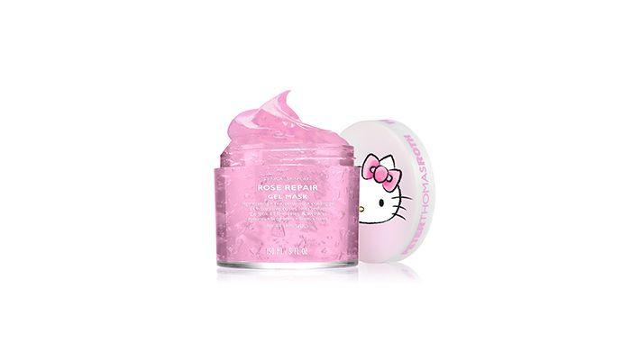 彼得羅夫 玫瑰舒潤活化面膜Hello Kitty限量版150ml / NT$1,800