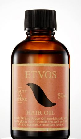 Etvos 大馬士革玫瑰護髮精華油,NT1,080。