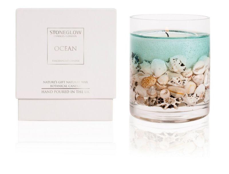 STONEGLOW 清新海洋香氛燭,NT$2,200
