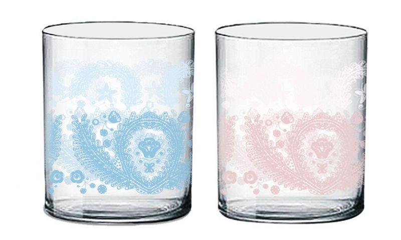 抽獎機會獲得 evianxChristian Lacroix聯名玻璃對杯