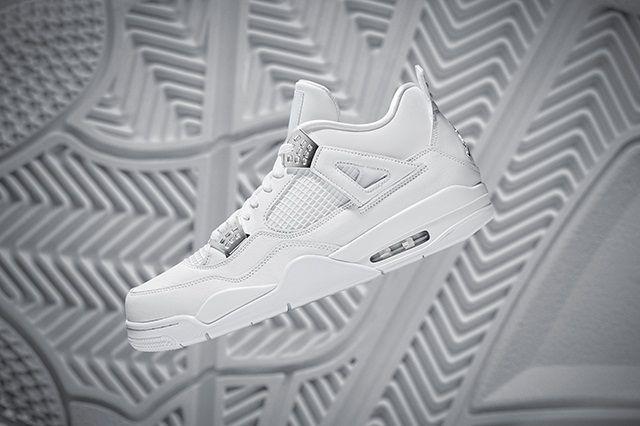Air Jordan IV Pure Money