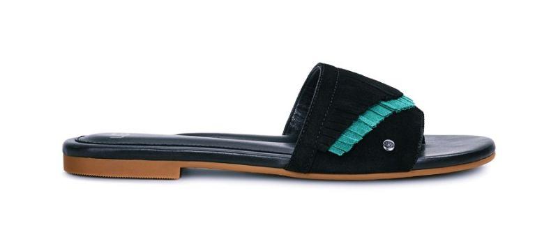 Binx 平底涼鞋-黑色 NT.4,500