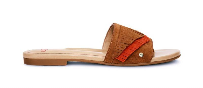 Binx 平底涼鞋-栗子色 NT.4,500