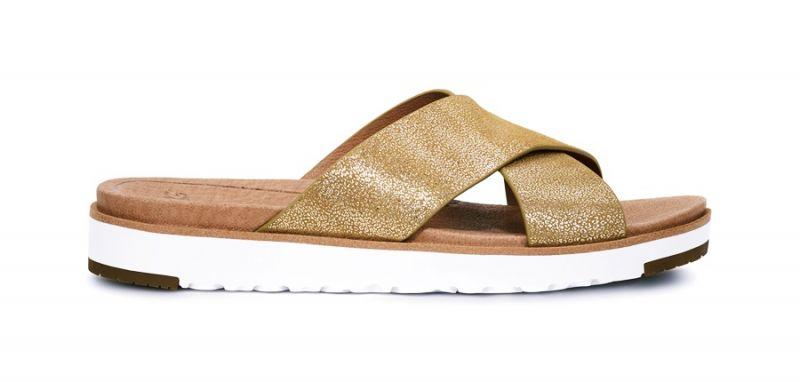 Kari Metallic 涼鞋-金色 NT.4,800
