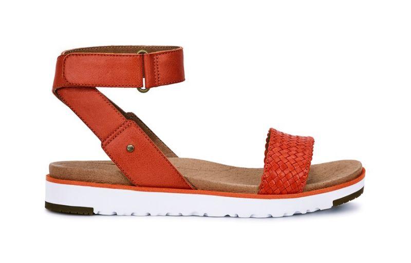 Laddie 涼鞋-橘色 NT.5,500