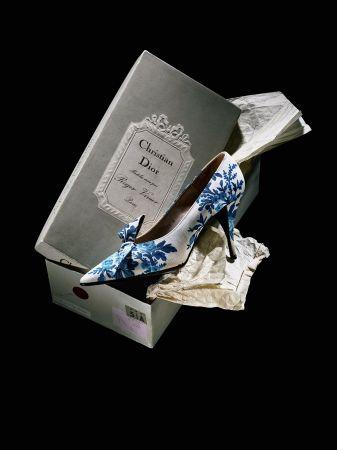 Versailles pumps Christian Dior by Roger Vivier,1960 Collection Quidam de Reve ©Laziz Hamani