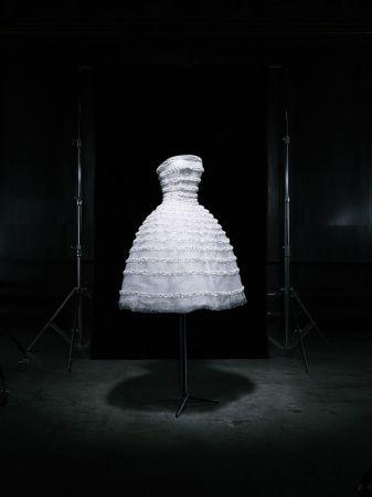 Faveur evening dress, Haute Couture SS 1958, Collection Christian Dior Museum Granville ©Laziz Hamani