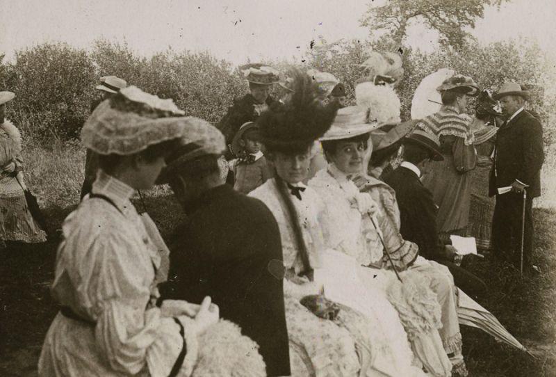 Madeleine Dior, around 1900 ©Christian Dior Museum