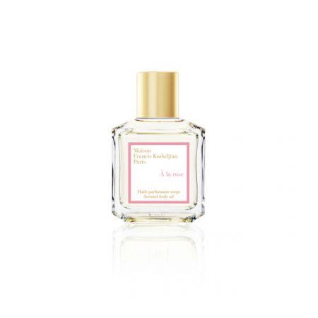 Maison Francis Kurkdjia À la rose愛戀玫瑰身體潤膚油,70ml,NT 2,680(4月13日上市)