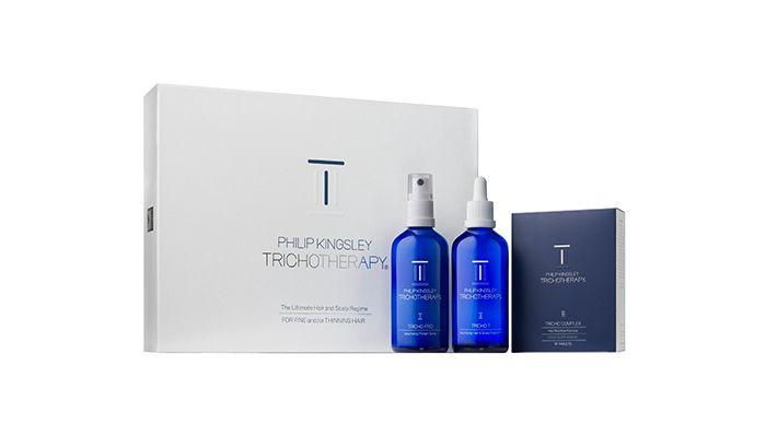 Trichotherapy活髮金鑰:活髮頭皮精華、活髮蛋白噴霧、活髮營養錠,NT$5400