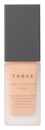 THREE 天使煥采修飾乳霜,30g,NT$ 1,500(就是蜜桃)
