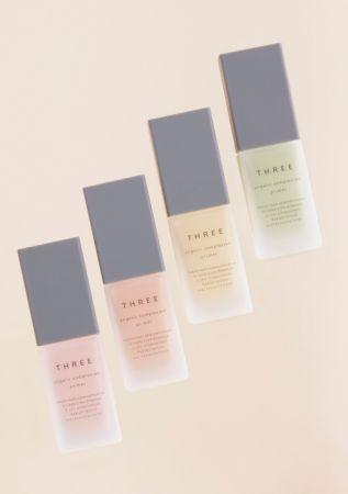 THREE 天使煥采修飾乳霜,30g,NT$ 1,500(共5色)