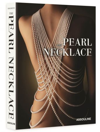 MIKIMOTO The Pearl Necklace by Assouline藝術專著封面