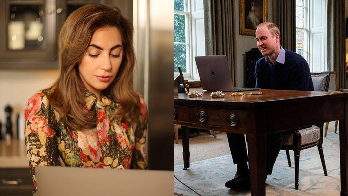 「如果你有心理健康的問題,你並不孤單。」女神卡卡與威廉王子視訊對談,呼籲勇敢表達內心情緒