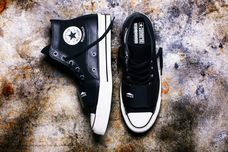 Converse x Neighborhood Chuck '70建議零售價為NT$ 3,480元