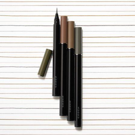 SUQQU晶采妍色眉筆液(#01墨綠色、#02棕色、#03焦糖色、#04灰色)0.6ml,NT1,150