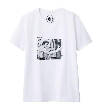 李小龍聯名印花T-shirt系列