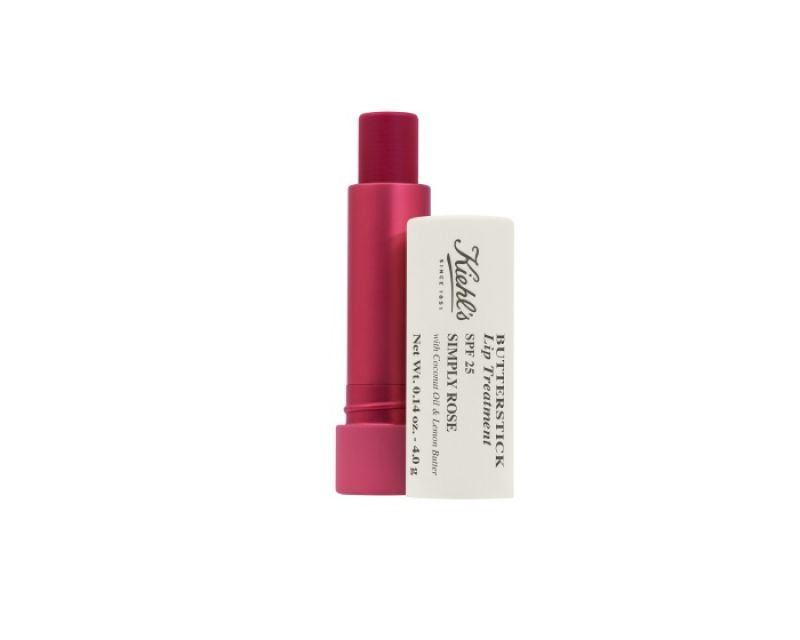 Kiehl's 檸檬奶油護唇膏 玫瑰色,NT$700