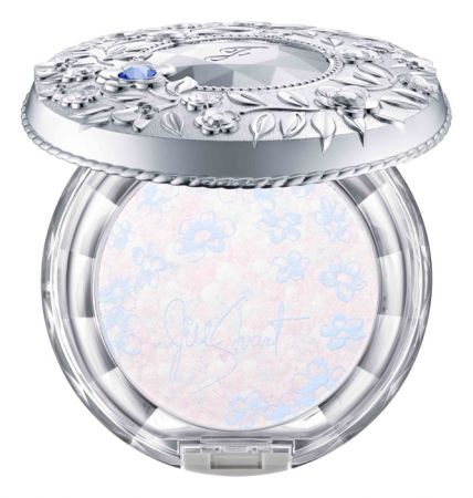 JILLSTUART 雪紡晶透蜜粉餅(湛藍祝福),10g,NT$1,600