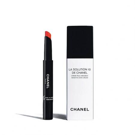 調查結果中,讀者最有興趣購買的2017美麗佳人國際美妝得獎者前三名:Chanel (Coco 精萃釉色唇筆、10效活力防護乳)