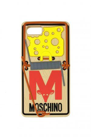 老鼠夾造型手機殼,Moschino,NT2,800。