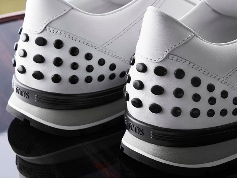 TOD'S Gommino Pebbles運動休閒鞋