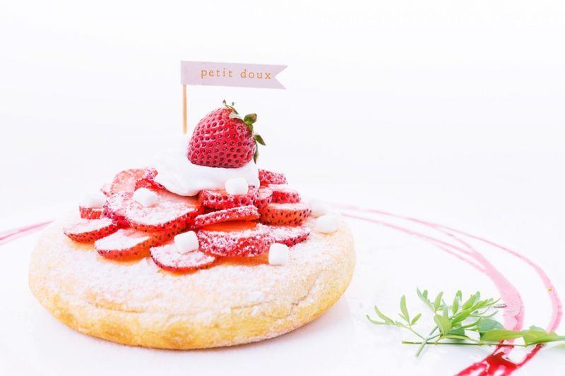 鮮草莓芭蕾瓦帕