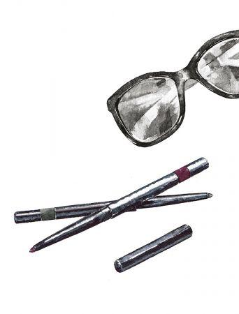 眼彩眼彩,是夏日華麗風情的精髓所在。濃豔的紅棕色與墨綠色眼線筆,大膽宣示自我風格;深邃的兩款防水睫毛膏,完美演繹夏日隨性風采,打造個性妝容。秉持著露西婭•皮卡對於舒適簡單的要求,全系列眼彩產品只需隨性塗抹即可輕鬆完妝。