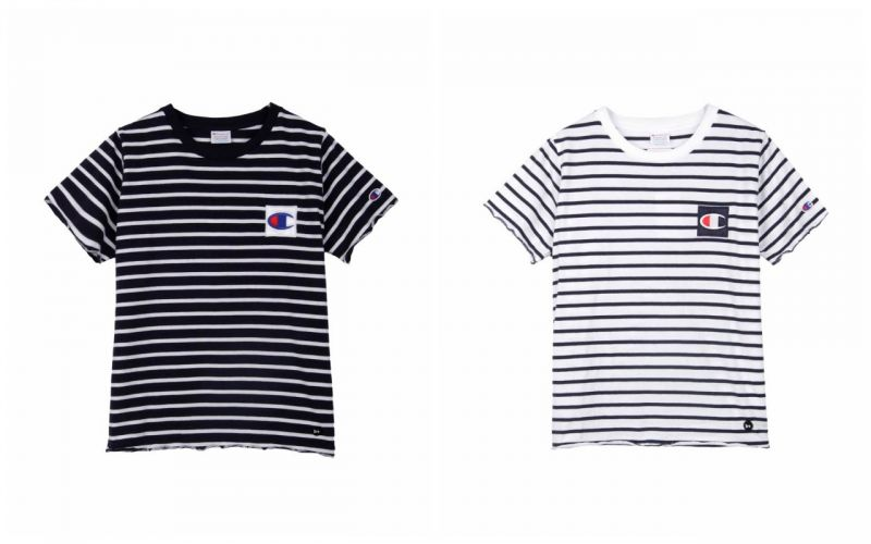 橫條紋T-Shirt,NT$1980。