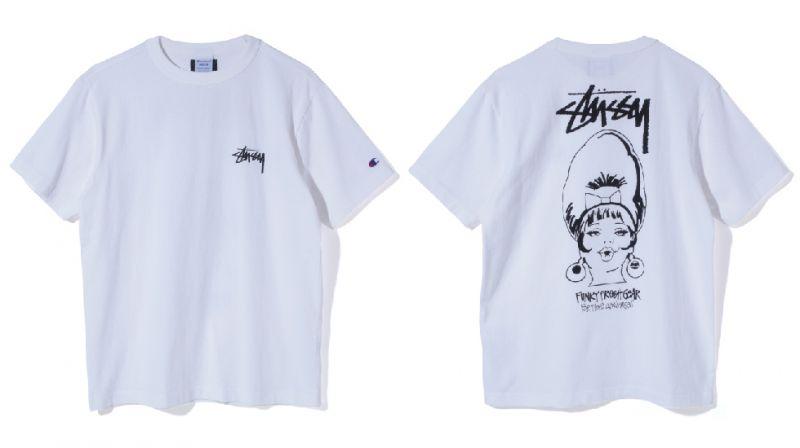 Funky Fresh塗鴉T-Shirt。