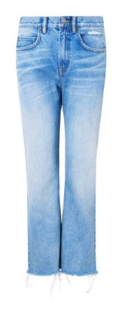Mazzy 藍色寬版牛仔褲 定價5900