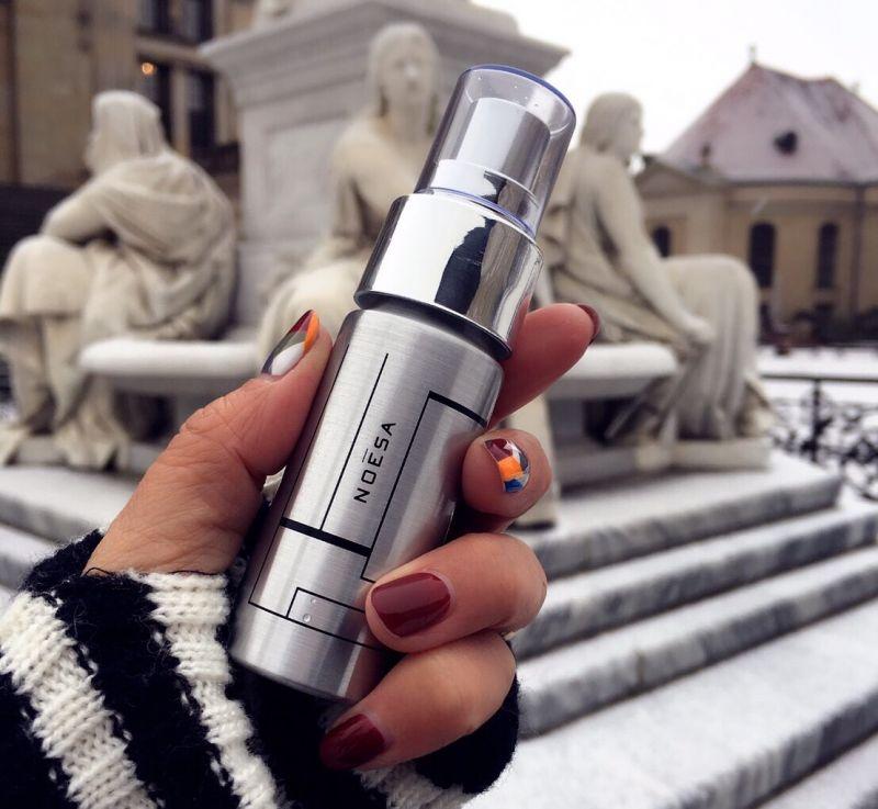 針對想要修護肌膚,創辦人Gerd 推薦夜間提供8小時修護的「夜間修護再生霜」,NT13,800。
