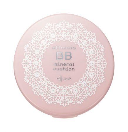 艾杜紗高機能裸光BB氣墊粉餅,12g,800元